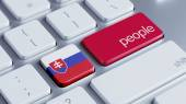 Slovakia People Concept — Stockfoto