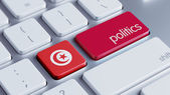 Tunisia Politics Concept — Stock Photo