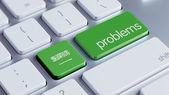 Saudi Arabia Problems Concept — Stock Photo