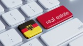 Germany  Real Estate Concept — 图库照片