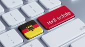 Germany  Real Estate Concept — Φωτογραφία Αρχείου