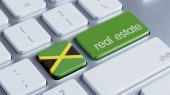 Jamaica  Real Estate Concept — 图库照片