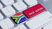 South Africa  Real Estate Concept — Φωτογραφία Αρχείου