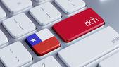 Chile Rich Concep — Stock Photo