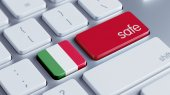 Italy Safe Concept — Stock Photo