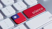 Taiwan Science Concept — Stock Photo