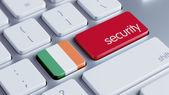 Ireland Security Concept — Stock Photo