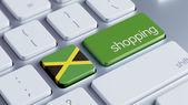 Jamaica Shopping Concept — Stockfoto