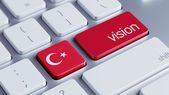 Turkey Vision Concep — Stock Photo