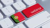 Portugal Webinar Concept — Zdjęcie stockowe