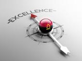Angola Excellence Concept — Stock Photo