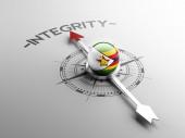 Zimbabwe Integrity Concept — Stockfoto