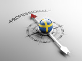 Sweden Professional Concept — Stock Photo