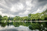 Conservatory Water — Stock Photo