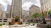 Rockefeller Center — Zdjęcie stockowe