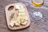 Камбоцола сыр — Стоковое фото
