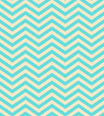 Turquoise gradient chevron seamless pattern background vector. — Stock Vector