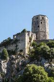 Old city Pocitelj fortress, Bosnia and Herzegovina — Стоковое фото