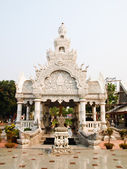 The city pillar shrine,   Nan Thailand — Stock Photo