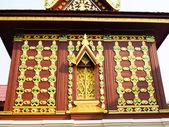 Tripitaka house, Wat Hua Kwang, Nan Thailand — Stock Photo