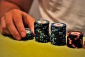 Poker-Chips — Stockfoto