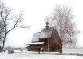 The historic church in Suzdal — Foto de Stock