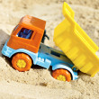 Toy Truck — Stock Photo #52385483