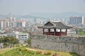 SUWON, KOREA - MAY 02, 2014: North-West Pavilion of Suwon Hwaseo — ストック写真
