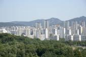SEOUL, KOREA - AUGUST 30, 2014: View of Eunpyeong-gu — Stock Photo