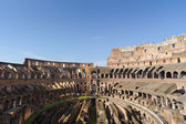 ROME, ITALY - JANUARY 21, 2010: Colosseum (Colosseo) — Stock Photo