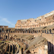ROME, ITALY - JANUARY 21, 2010: Colosseum — Stock Photo #68637829