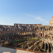 ROME, ITALY - JANUARY 21, 2010: Colosseum — Stock Photo #68637833
