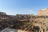 ROME, ITALY - JANUARY 21, 2010: Colosseum — Stock Photo