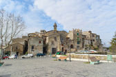 ROME, ITALY - JANUARY 20, 2010: Bracciano Town in Italy. — Stock Photo