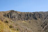 Landscape of Yeongsil Trail course — Fotografia Stock