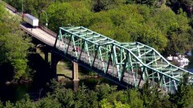 Bridges, Spans, Structures — Video Stock