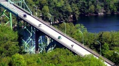 Bridges, Spans, Structures — Stock Video