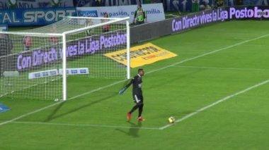 Soccer Goalie, Player, Futbol, Sports — Stock Video