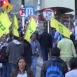 Protesters, Protest, Anti Government — Stock Video #54432375