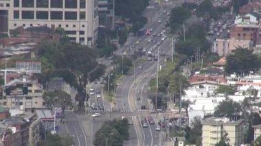 Traffic, Automobiles, Cars, Trucks, Jams — Stock Video