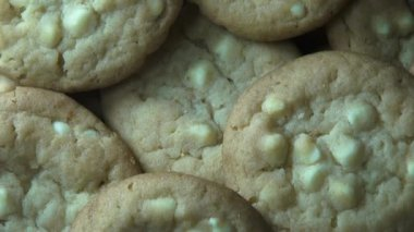 Cookies, Snacks, Bakery Items — Stock Video