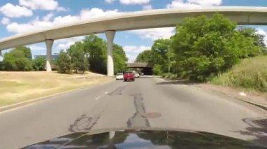 Bridges, Overpasses, Underpasses, Elevated Roads — Stock Video