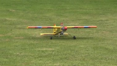 RC Plane, Remote Controlled, Toys, Planes — Stockvideo