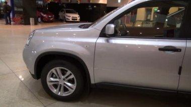 SUVs, Trucks, Crossovers, Sport Utility Vehicles — ストックビデオ