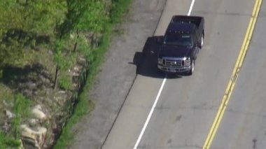 Pickup Trucks, Light Trucks, Vehicles — Stock Video