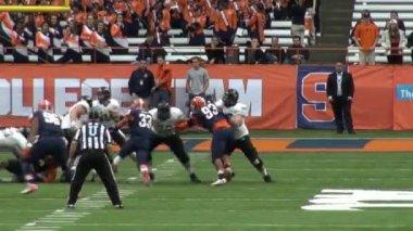 Confusion, Unprepared, Football, Sports — Stock Video