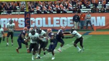 Running, Speed, Football, Sports — Stock Video
