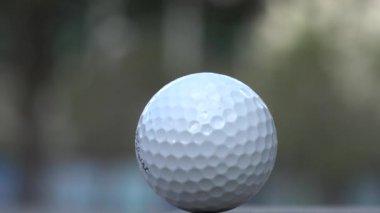 Putting, Pro Golfer, Sports — Stock Video