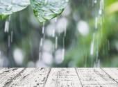 Yağmurlu bir gün arka plan — Stok fotoğraf