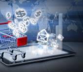 Email marketing — Stock Photo